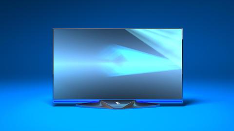 plasmatv2b Stock Video Footage