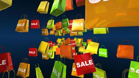 sale2 Stock Video Footage