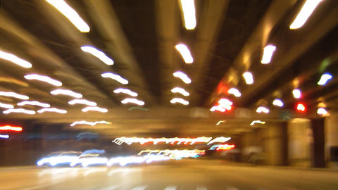 Lower Wacker Drive 1 Stock Video Footage