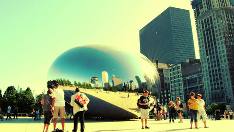 The Bean stock footage
