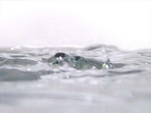 Multi Drop 02 3 50% 30sec Stock Video Footage