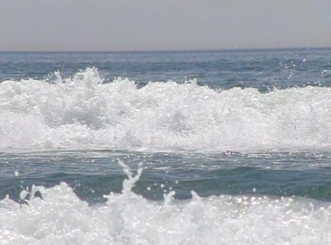 Ocean Wave 028 Stock Video Footage