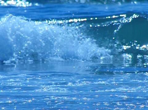 Ocean Wave 030 Footage