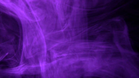 Smokiness mix color effect Stock Video Footage