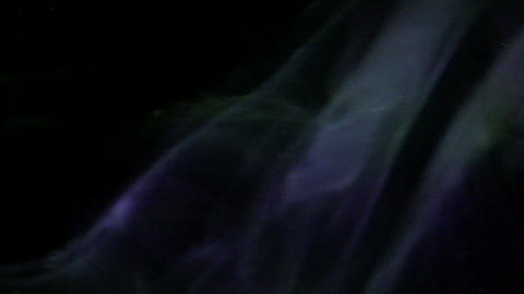 Smoke Color Mix 06 Loop Stock Video Footage