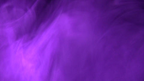 Smoke Purple 02 Loop Stock Video Footage