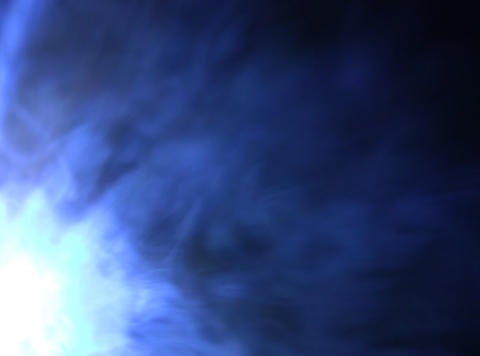 Lighting Blue 2 Stock Video Footage