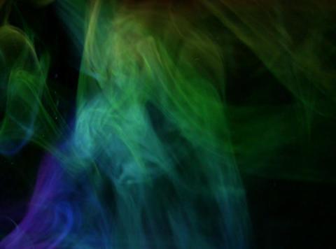 Aurora Smoke 9 Stock Video Footage