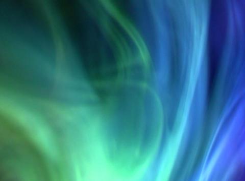 Aurora Smoke 7 Stock Video Footage