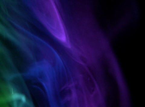 Aurora Smoke 5 Stock Video Footage
