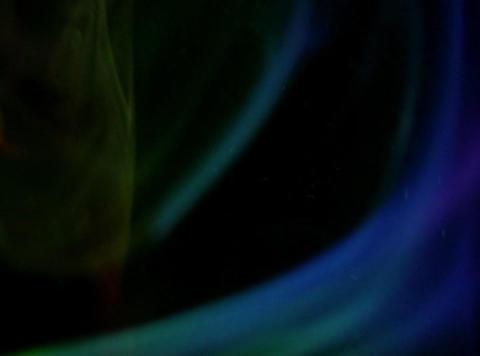 Aurora Smoke 3 Stock Video Footage