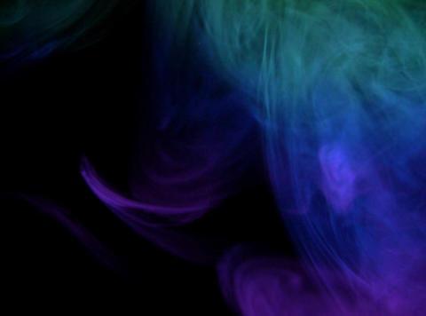 Aurora Smoke 1 Stock Video Footage