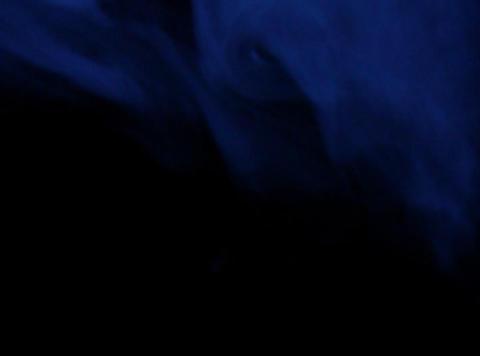 Blue Smoke 8 Stock Video Footage