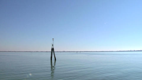 venetian lagoon 05 Footage