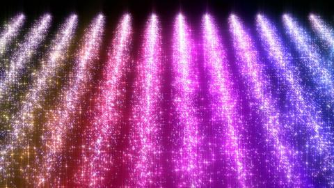 Light Water Fall 3 2c R HD Stock Video Footage
