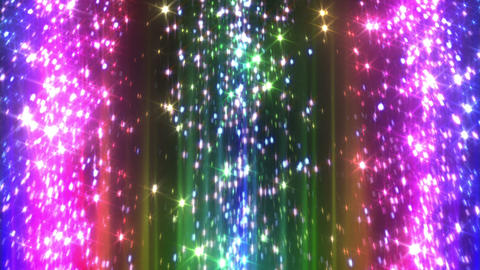 Light Water Fall 4 2c R HD Stock Video Footage