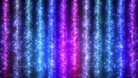 Light Water Fall 5 2 R HD Stock Video Footage