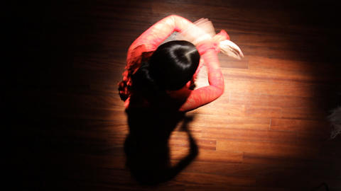 Dance dancer dancing Flamenco spain Footage