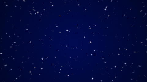 Starfield stock footage