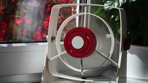ventilator Footage