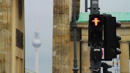 Detail of Berlin atmosphere Stock Video Footage