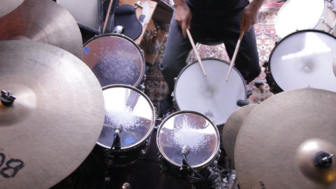 drumming rhythm drumstick percussion blues jazz instrument concert play band Live Action