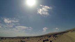 Fuerteventura landscape Stock Video Footage