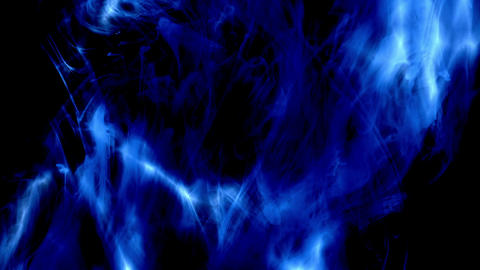 Blue Ink Stock Video Footage