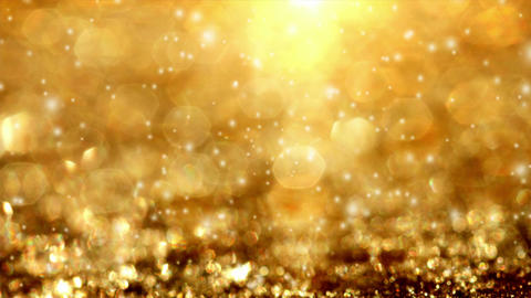 Shiny Particles stock footage