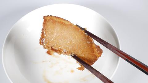 Kakuni pork019 Live Action