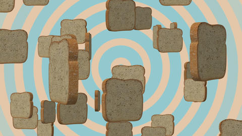 Bread BG Animation