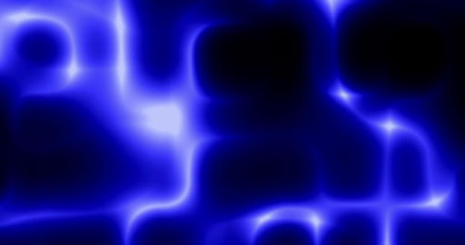 Soft Blue Abstract Animation