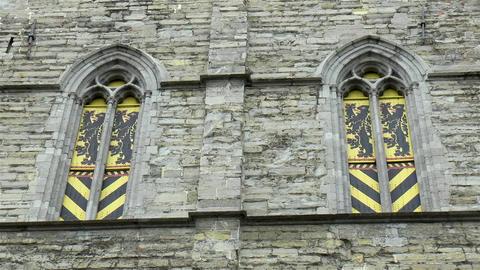 Medieval architectural details: Ghent Belfry Live Action