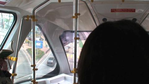 Skytrain Stock Video Footage