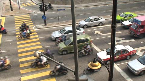 Downtown Petronas Towers Stock Video Footage