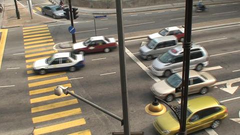 Downtown Petronas Towers Footage