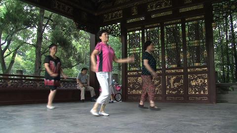 Ying Dance Footage