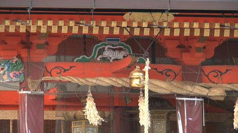 Yasaka Shrine Stock Video Footage
