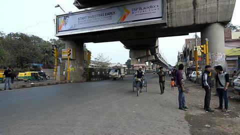 New Delhi Stock Video Footage