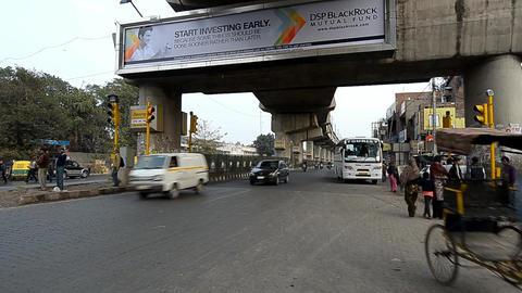 New Delhi Footage