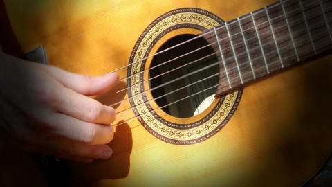 guitarra 01 Footage