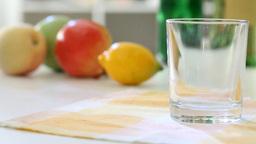 Fruit juice Stock Video Footage