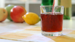 Fruit  Juice stock footage