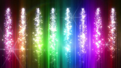 Light Water Fall 1 1 R HD Stock Video Footage