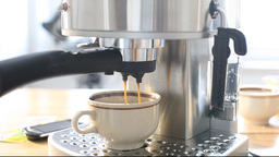 Coffee Stock Video Footage