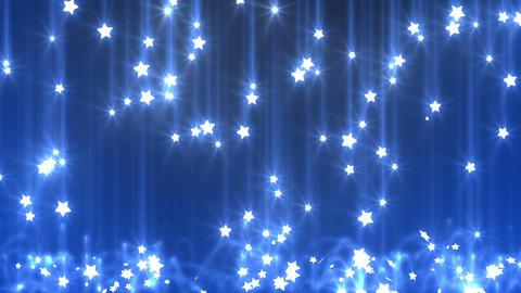 star rain Stock Video Footage