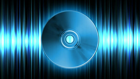 Audio CD Animation
