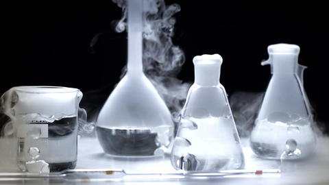 Laboratory Equipment Stock Video Footage
