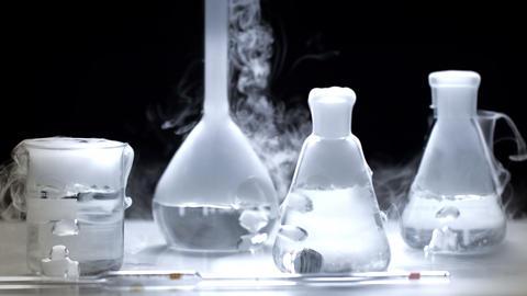 Laboratory Equipment Stock Video Footage