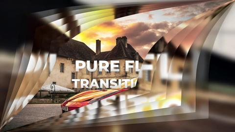 Pure Flip Transitions Premiere Pro Template